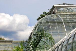 conservatory of The United States Botanic Garden in Washington, D.C.