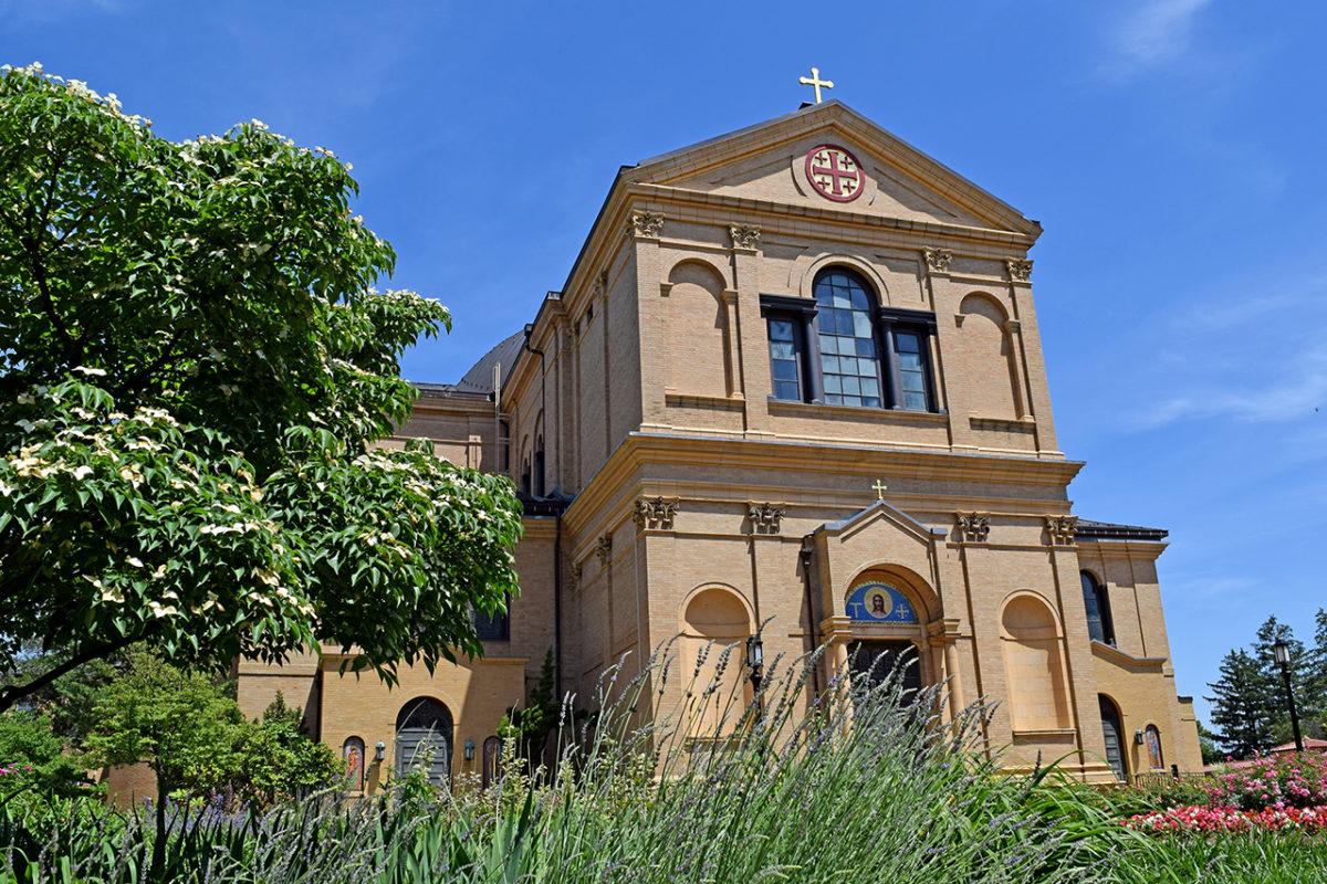 Franciscan Monastery in Washington, D.C.
