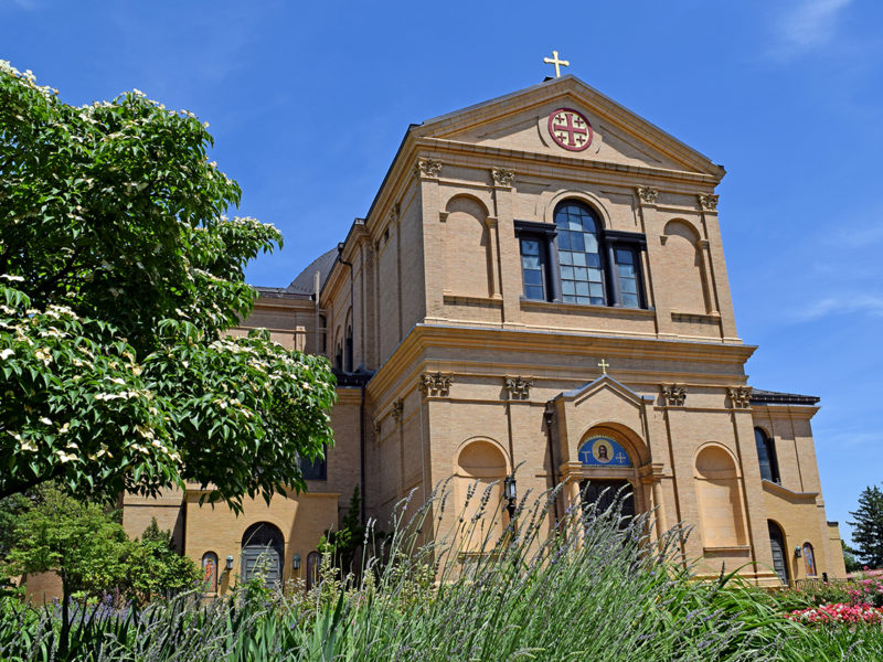 Franciscan Monastery in Washington, D.C.