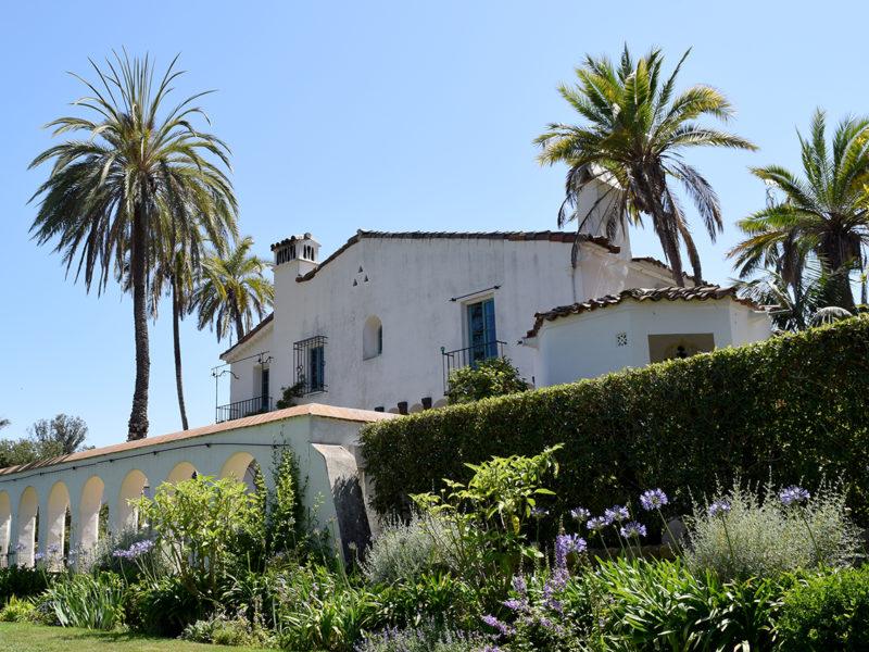 Casa del Herrero in Montecito, California