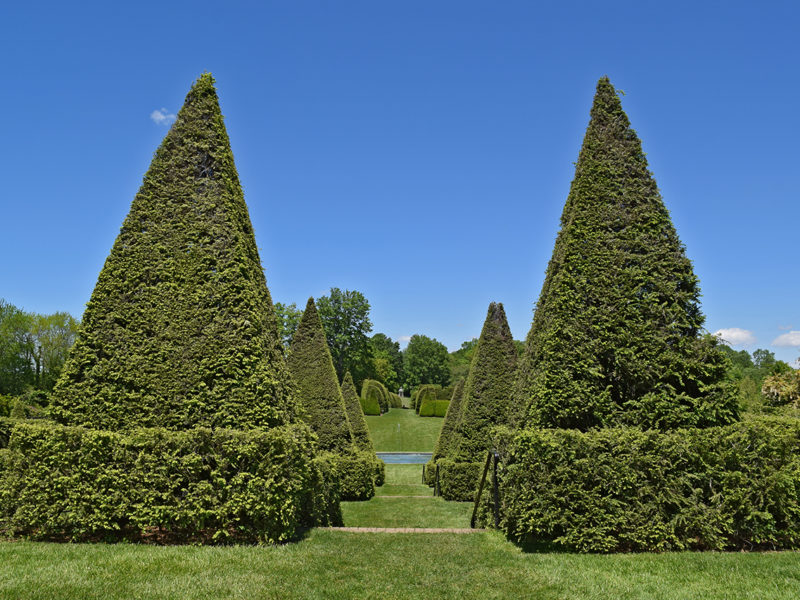 Ladew Topiary Gardens in Monkton, Maryland